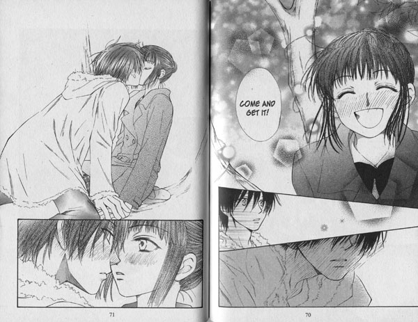 Sweet Moment Between Arou And