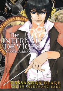 Will Herondale from the front cover