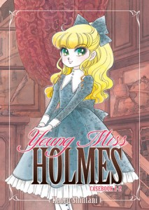 Young Miss Holmes 1