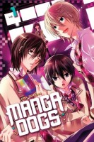 Manga Dogs - October 7