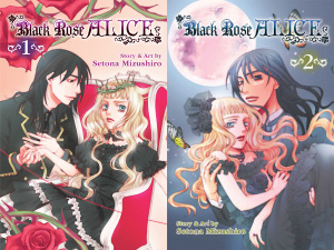 Covers of Volumes 1 & 2