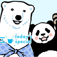 Shirokuma Cafe - Today's Special
