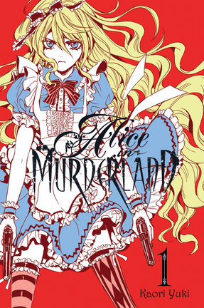 Alice in Murderland - June 23