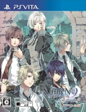 Norn9: Var Commons Japanese edition