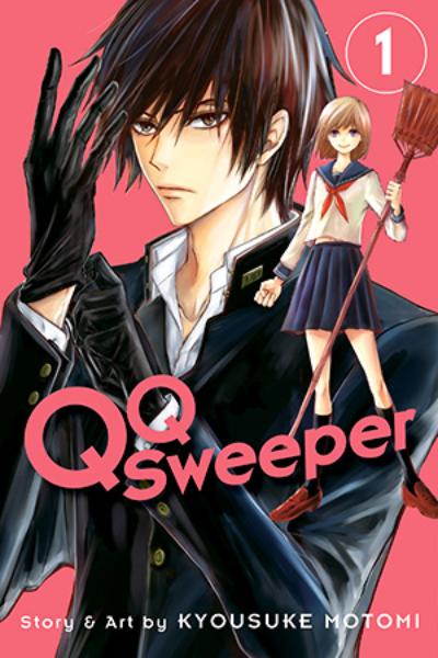 QQ Sweeper - October