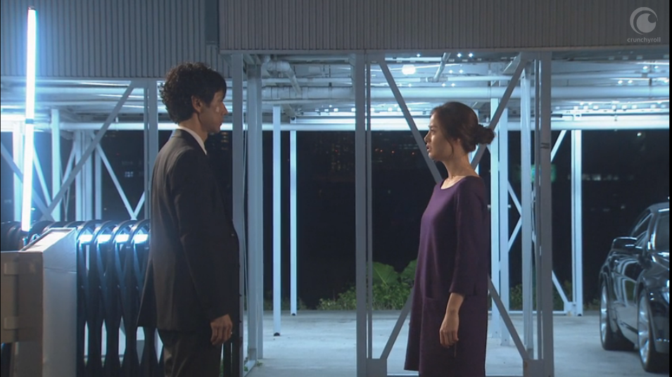 Kohei and Yoo Na face each other after an argument