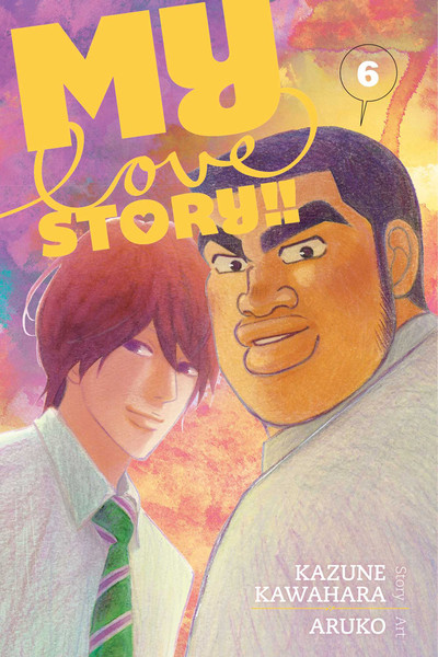 My Love Story manga cover