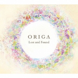 Origa Lost and Found album cover