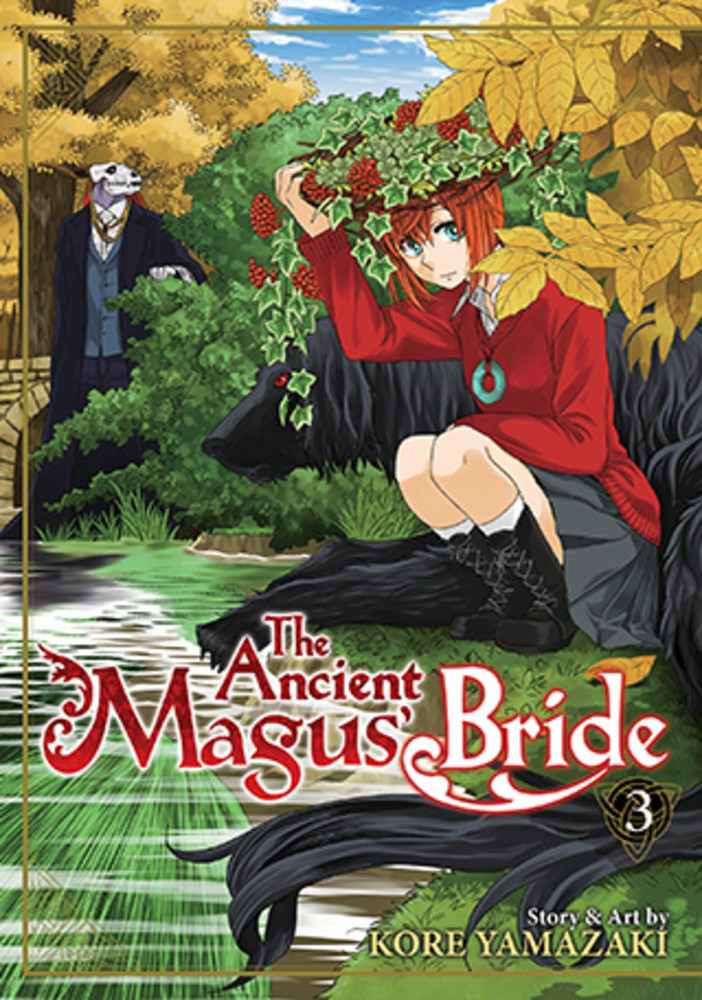 Ancient Magus' Bride 3