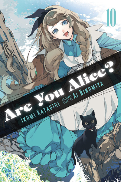 Are You Alice 10