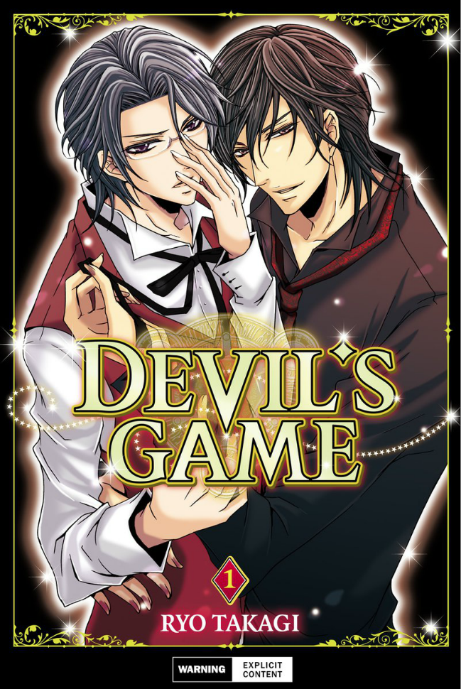 Devil's Game volume 1
