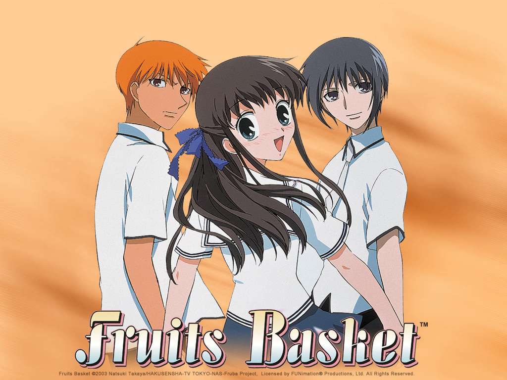 03 Fruits Basket 1024 X 768