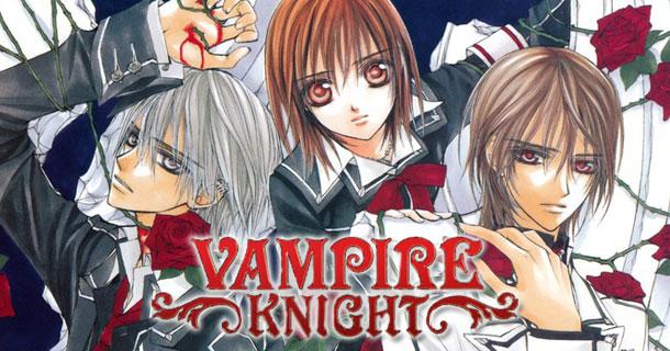 Vampire knight dating simulation