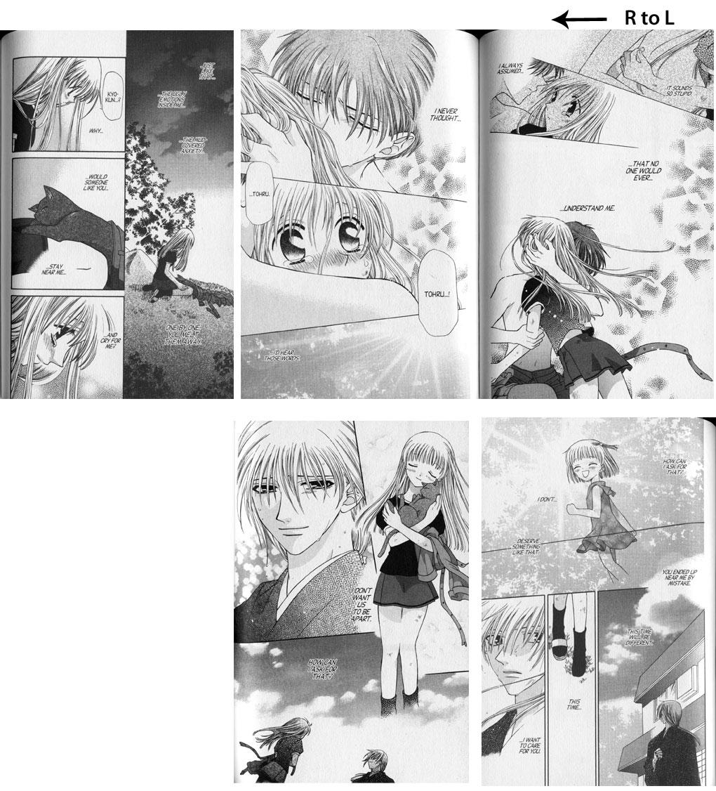 Memorable Manga Moments: Fruits Basket Vol. 6