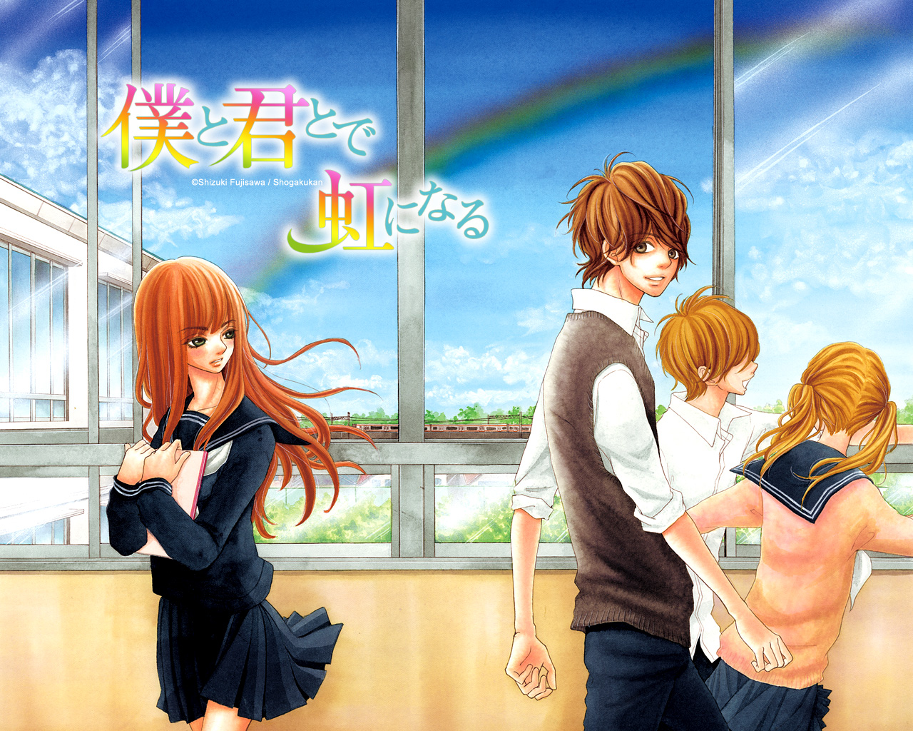 Shoujo wallpapers for october 2011 heart of manga - Wallpaper manga anime ...