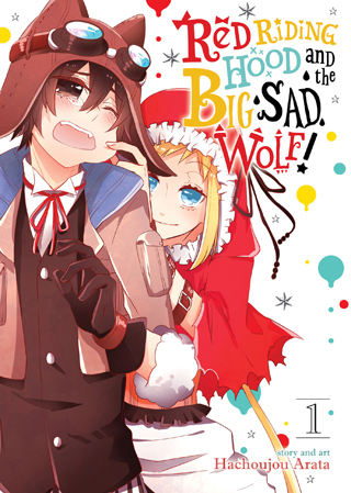 Big Sad Wolf