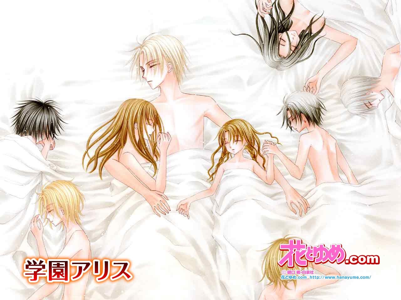 04 Gakuen Alice 1024 X 768